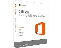 Microsoft Office 2016 Home & Business ESD multilangual (elektronička licenca)