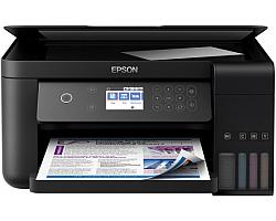 Epson EcoTank ITS L6160 Print/Scan/Copy A4 pisač, Duplex, 33/20 str/min. b/c, USB/LAN/WiFi/Wi-Fi Direct (C11CG21402)