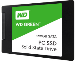 Western Digital SSD Green 2.5