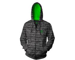 Razer Digital Camo Hoodie (XL)