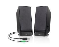 Creative A-50 stereo zvučnici, 3.5mm, 1.6W, crni