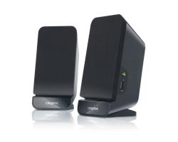 Creative A-60 stereo zvučnici, 3.5mm, 4W, crni