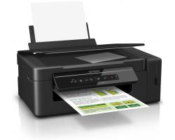 Epson L3060 Print/Scan/Copy, A4, 5760×1440dpi, 33/15 str./min. black/color, USB2.0/WiFi