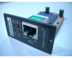 Elsist SNMP mini mrežna kartica za Mission 1K-3K/Flexible 1.5K/Upserver 2.0