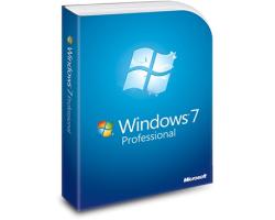 Microsoft Windows 7 Professional 32/64-bit ESD elektronička licenca