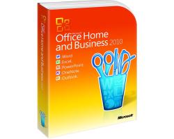 Microsoft Office 2010 Home & Bussines 32/64-bit ESD elektronička licenca