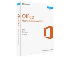 Microsoft Office 2016 Home & Bussines 32/64-bit ESD elektronička licenca