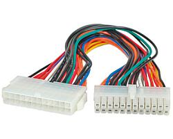 Roline ATX2.0 naponski produžni kabel, 24-pin, 0.3m