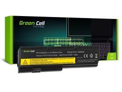 Green Cell (LE16) baterija 4400 mAh, 42T4650 za IBM Lenovo ThinkPad X200 X201 X201i
