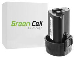 Green Cell (PT04) baterija 1500 mAh, BL1013  za Makita DF030D DF330D TD090D JV100DWE