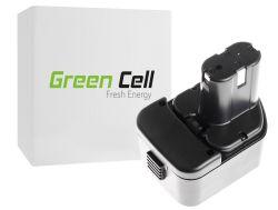 Green Cell (PT36) baterija 1500 mAh, EB1214S Hitachi DS 12DVF3