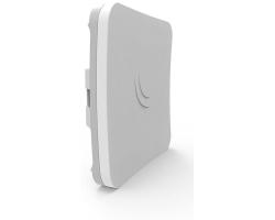 Mikrotik SXTsq 5 ac, RBSXTsqG-5acD, 16dBi 5GHz antena, Dual Chain 802.11ac, 716MHz CPU, 256MB RAM, 1 x Gigabit LAN, POE, PSU, pole mount, RouterOS L3
