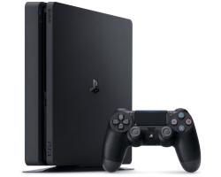 Sony PlayStation 4 500GB Slim, Black