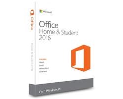 Microsoft Office 2016 Home & Student 32/64-bit ESD elektronička licenca