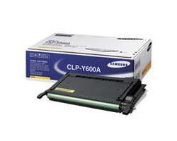 Samsung Toner CLP-Y600A - CLP-600/650 (4000 str.) - žuta