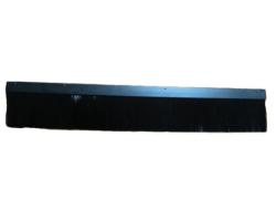 Tecnosteel četkice za kabele (za 800 mm ormare), Black (F9306)