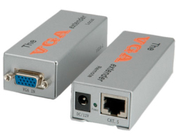 Roline VALUE VGA Extender over Twisted Pair, 80m