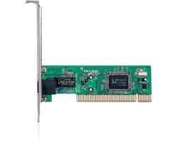 TP-Link 10/100M PCI mrežna kartica, RJ45 port, Realtek chip
