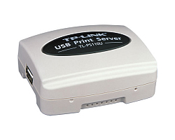 TP-Link Print server USB2.0, RJ-45 port