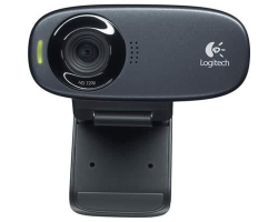 Logitech C310 HD internet kamera, USB (960-000638)