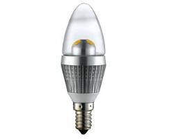 EcoVision LED žarulja E14, 3W, 240lm, 4000K, dimabilna
