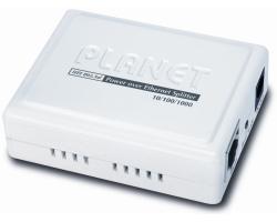 PLANET PoE Spliter IEEE802.3af, End-Span za G-LAN (5V & 12V)