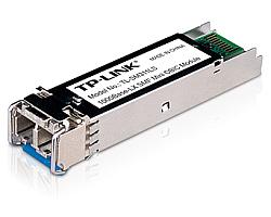 TP-Link Gigabit SFP modul, Single-mod, MiniGBIC, LC sučelje, do 10km udaljenost