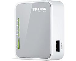 TP-Link bežični prijenosni N 3G/4G usmjerivač (Router) 150Mbps (2.4GHz), 802.11n/g/b, USB2.0 za 3G/4G modem, interna antena