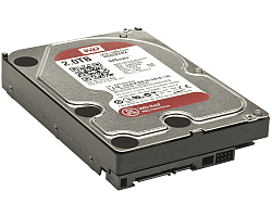 Western Digital Caviar Red 2TB S-ATA3 NASware, IntelliPower, 64MB cache (WD20EFRX)