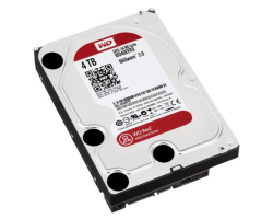 Western Digital Caviar Red 4TB S-ATA3 NASware, IntelliPower, 64MB cache (WD40EFRX)