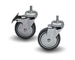 Tecnosteel kotači s kočnicom- nosivost do 200kg - 4 kom (F9043)