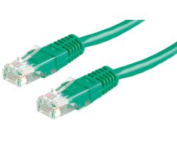 Roline VALUE UTP mrežni kabel Cat.6, 3.0m, zeleni