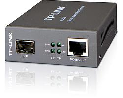 TP-Link Gigabit optički pretvarač 1000M RJ45 u 1000M SFP slot podrška za MiniGBIC modul