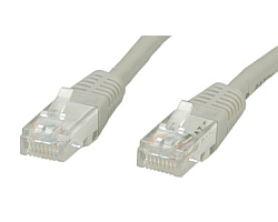 Roline UTP mrežni kabel Cat.6, 2.0m, sivi