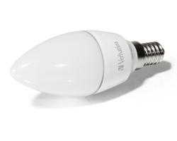 Verbatim LED žarulja E14, 4.5W, 350lm, 2700K
