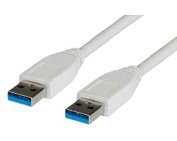 Roline VALUE USB3.0 kabel TIP A-A M/M, 3.0m