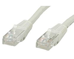 Roline VALUE UTP mrežni kabel Cat.5e, 7.0m, sivi