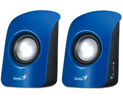Genius SP-U115 zvučnici, 1.5W, plavi