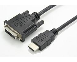 Roline VALUE adapter HDMI(M) na DVI(F)