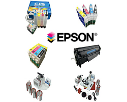 Car. T071240 - Epson D78/88/92/120, DX4050/4400/5050/6050/7450 - cyan (490 str.)