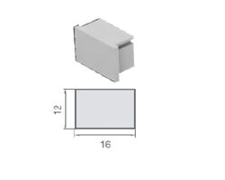 EcoVision završetak za ALU profil 30882