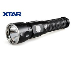 XTAR R30 punjiva ručna svjetiljka, 1000 lm, KOMPLET, XM-L2 U2