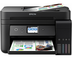 Epson EcoTank ITS L6190 Print/Scan/Copy/Fax A4 pisač, Duplex, 33/20 str/min. b/c, WiFi/LAN/USB/Wi-Fi Direct (C11CG19402)