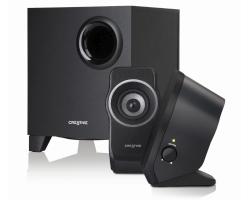 Creative A-120 stereo zvučnici+subwoofer, 3.5mm, 9W RMS, crni