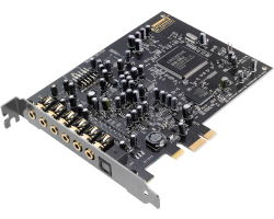 Creative SoundBlaster Audigy RX zvučna kartica, PCIe x1