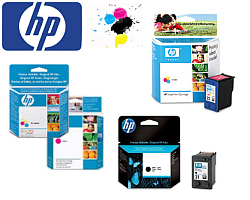 HP cart. N9K05AE(304), tri-color 2 ml (100 stranica)