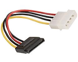 Roline naponski kabel 4-pin HDD-SATA, 15cm