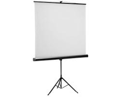 S-BOX projektorsko platno 200×200cm, Tripod (PSMT-112)