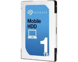 Seagate Mobile 1TB SATA3, 5400rpm, 128MB cache, 2.5
