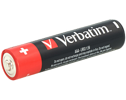 Verbatim AAA Premium alkalne baterije (4 komada)